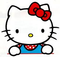 Hello Kitty does not have a mouth