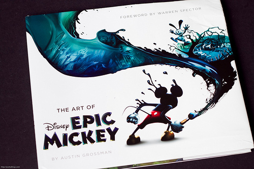 The Art of Epic Mickey