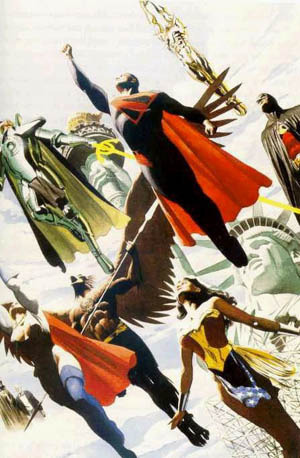 Alex Ross artwork