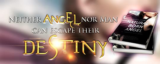 Natural Born Angel by Scott Speer - Neither angel nor man can escape their destiny