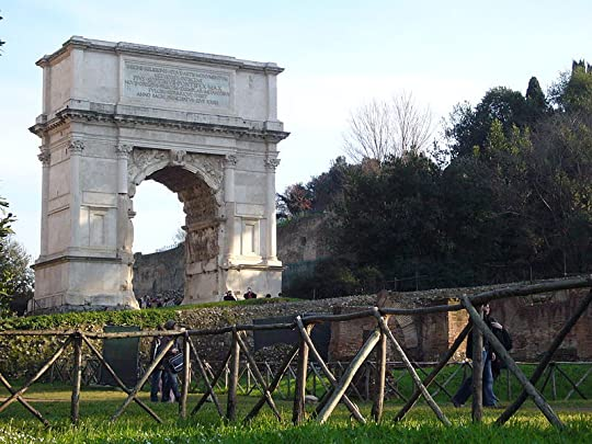 img: Arch of Titus