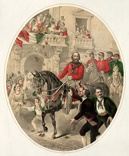 He travels with Garibaldi as the general defeats the Kingdom of Two Sicilies and unifies Italy.