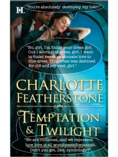 Charlotte Featherstone Temptation and Twilight Cover Me