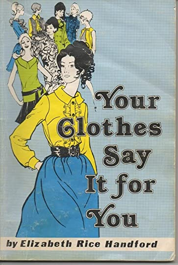 Original Cover of Your Clothes Say It For You