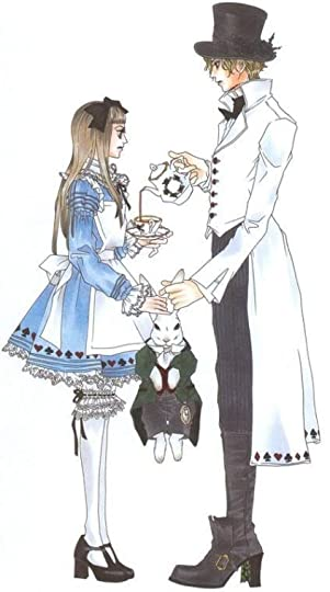 does alice and the mad hatter love each other