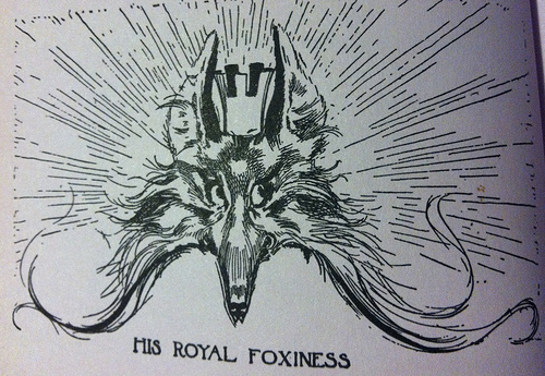 His Royal Foxiness
