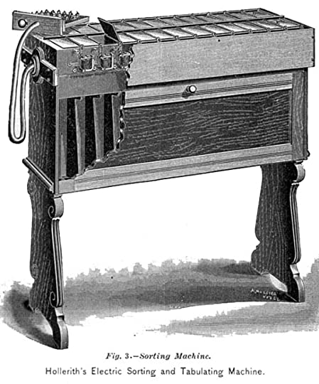 the first Hollerith machine