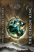 """Book cover of """"The Demon King"""""""