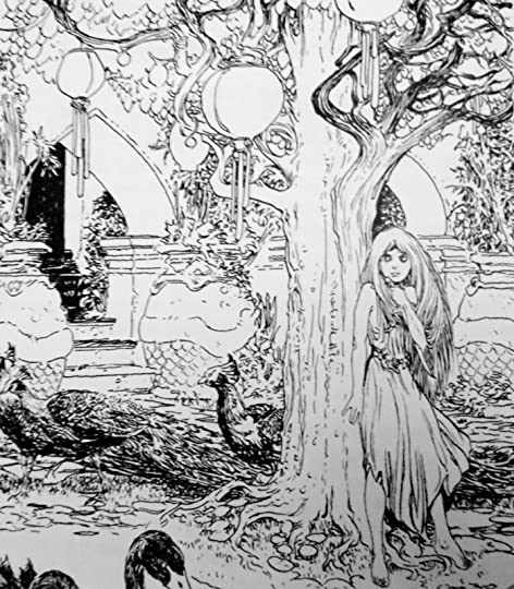 Illustrations by the talented and versatile Michael Kaluta