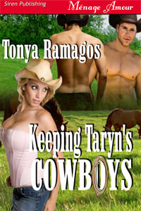 Keeping Taryn's Cowboys