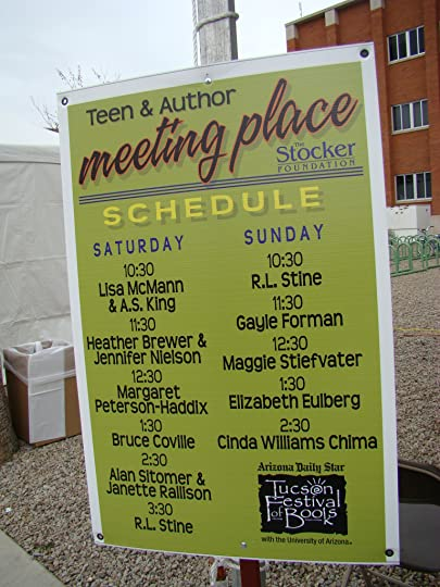Teen & Author Meeting Place