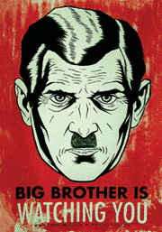 1984 Big Brother Orwell