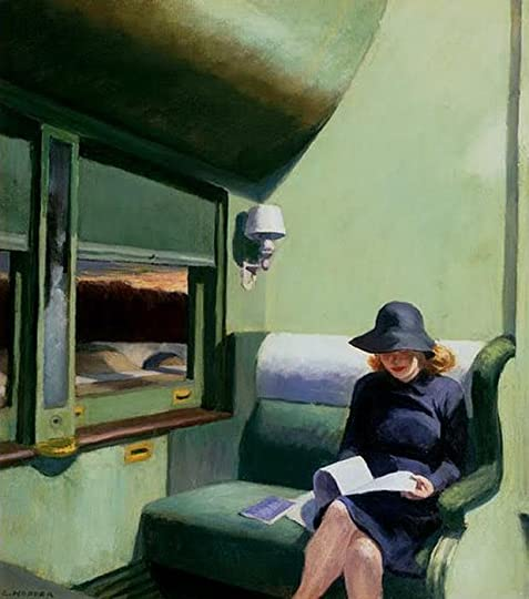 Hopper, Compartment C, Car 193, 1938