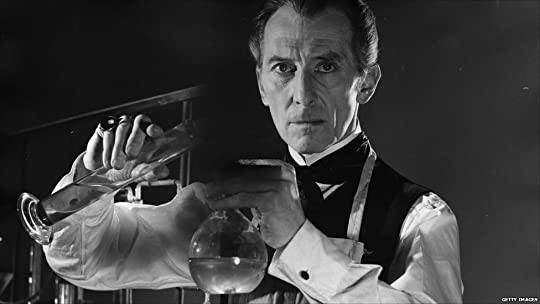Doctor Frankenstein – Peter Cushing