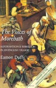 """Cover of """"The Voices of Morebath: Reforma..."""