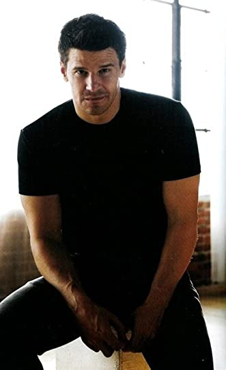David Boreanaz - the only 'vampire' I would ever let Bite Me.