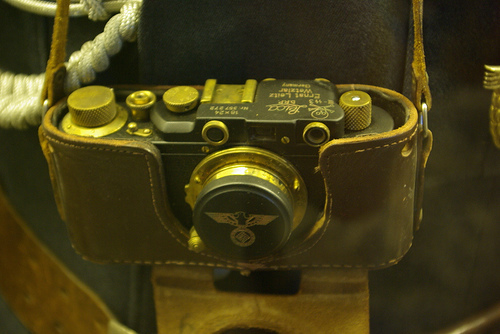 Specialmade Leica for Waffen SS