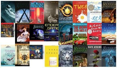 Books read in 2013