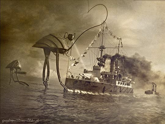 War of the Worlds fan picture