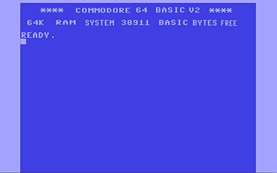 Commodore 64 Screen Shot