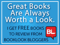I review for BookLook Bloggers