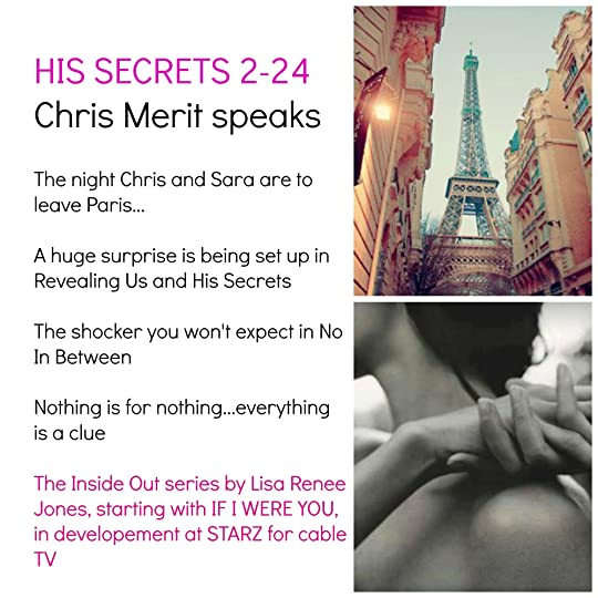 Paris His Secrets