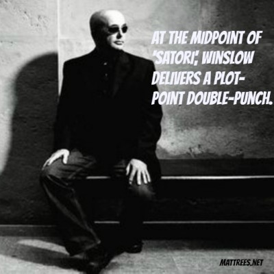 Don Winslow and story structure