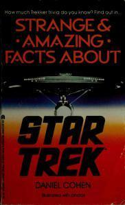 Strange and Amazing Facts about Star Trek - Cover