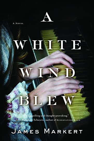 A White Wind Blew by James Markert