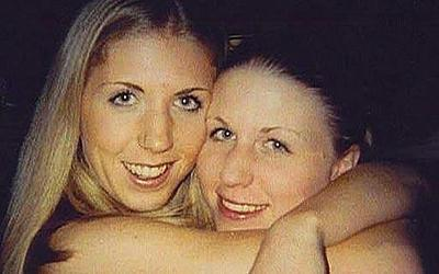 Lucie and Sophie Blackman