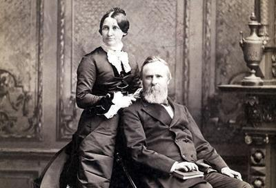 Lemonade Lucy and Rutherford B. Hayes