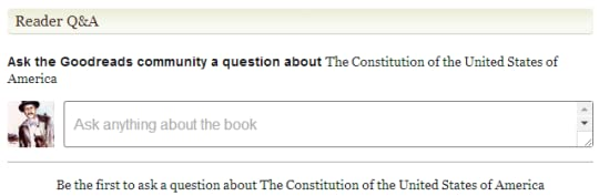 Constitution Question