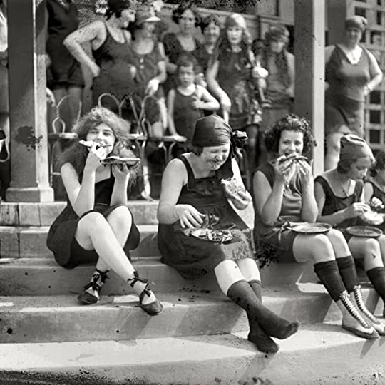 Summer Lawn Party, 1920s