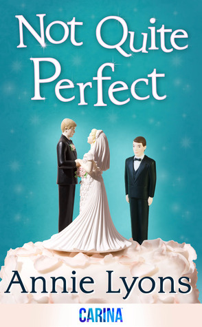 Not Quite Perfect by Annie Lyons cover