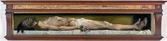 Holbein the Younger - Body of the Dead Christ in the Tomb