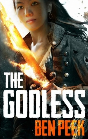 The Godless by Ben Peek cover