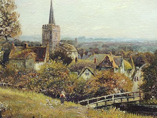 Welsh Village