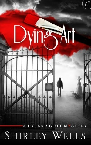 Dying Art by Shirley Wells cover