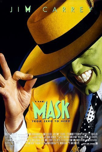 Jim Carey is the Mask