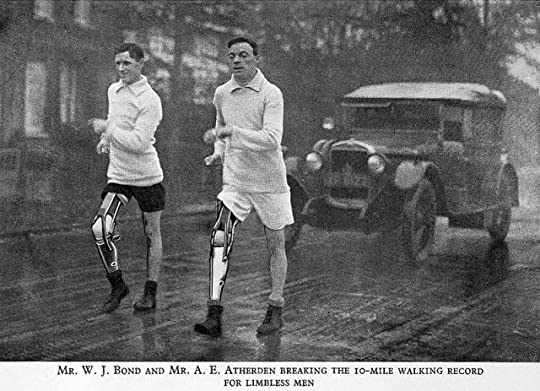 Two_athletes_with_artificial_right_legs._Wellcome_L0012015