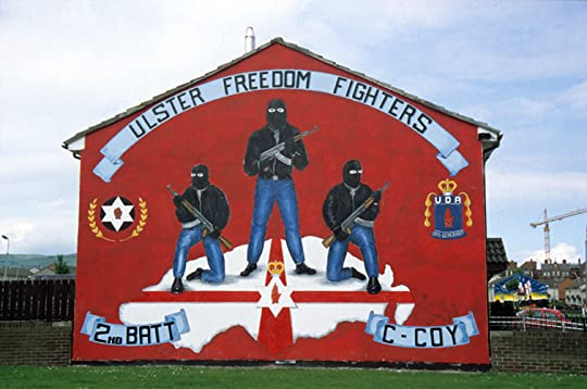 Ulster Freedom Fighters Mural