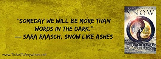 Snow Like Ashes Quote