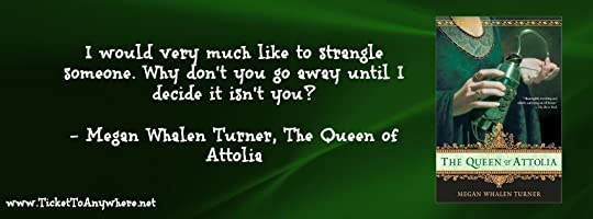 Queen of Attolia Quote