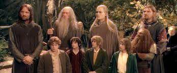 The Fellowship of the Ring--the gang-001