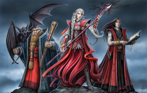 Red Wizards