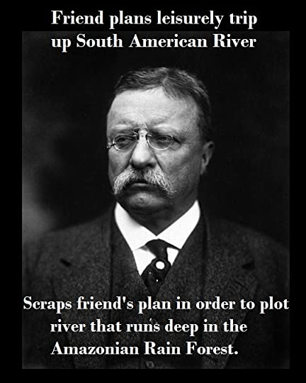 Roosevelt Amazon Meme