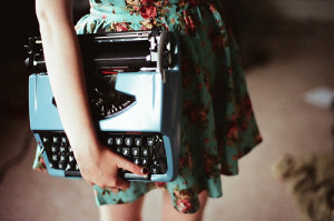 LoveAndBiscotti_typewriter_fashion_magazine