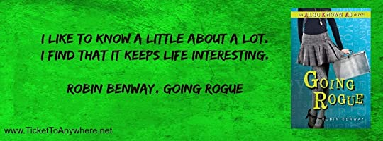 Going Rogue Quote