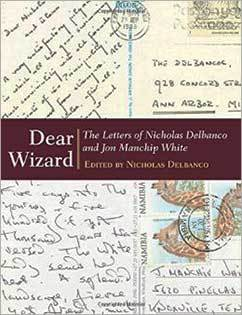 Book cover, Dear Wizard