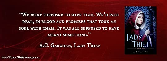 Lady Thief Quote